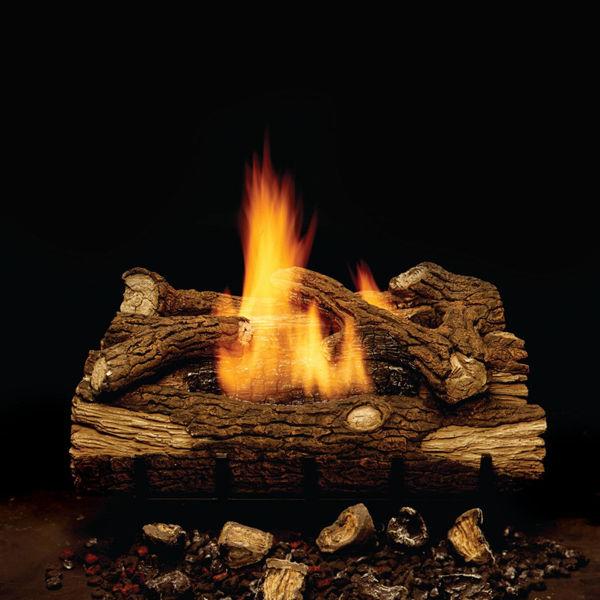 "Mountain Oak 18"" Liquid Propane Vent-Free Gas Logs"