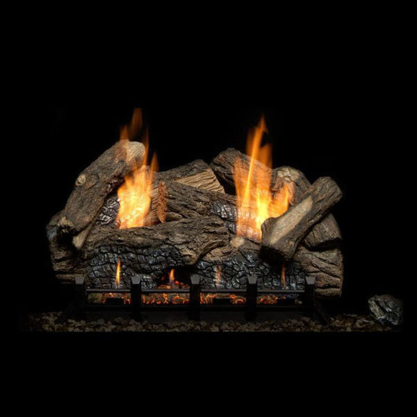 "Picture of 24"" Berkley Oak - Natural Gas"