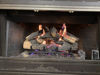 Picture of Carolina Campfire Stainless Steel Gas Log Set
