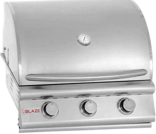 Blaze 3 Burner Grill Natural Gas