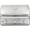 Blaze Professional 3 Burner Grill Natural Gas Head