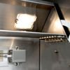 Blaze Professional 3 Burner Grill Natural Gas Interior Light