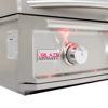 Blaze Professional 3 Burner Grill Liquid Propane Corner