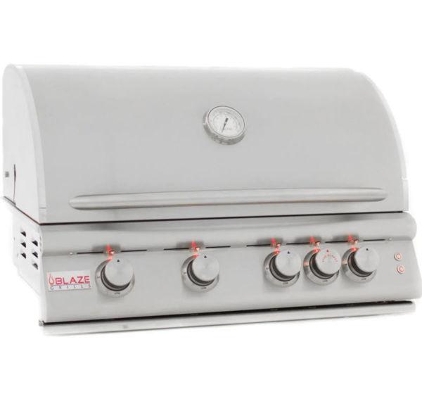 Blaze LTE 4 Burner Grill Natural Gas