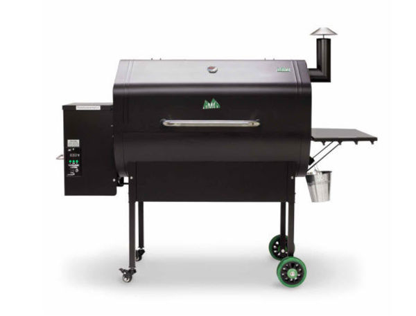 Jim Bowie Choice Grill Black