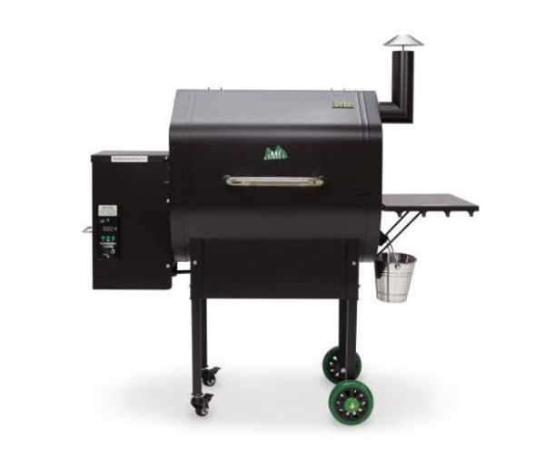 Daniel Boone Choice Grill Black