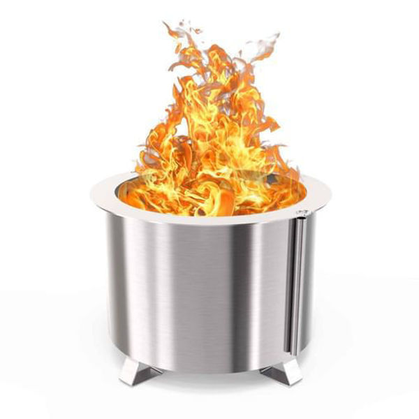 Breeo 19-inch Double Flame smokeless fire pit