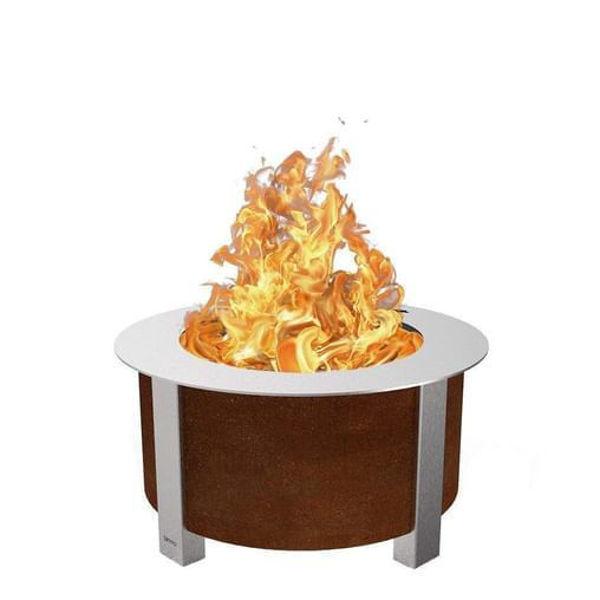 Breeo 24-inch X Series Smokeless Fire Pit