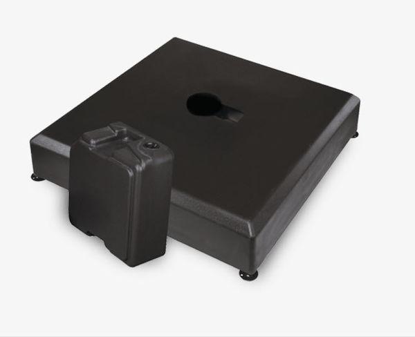 AKZ Base for Cantilever 13' Umbrella Black