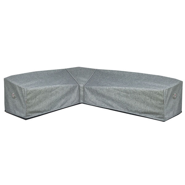Cover for Modular Loveseat Right End