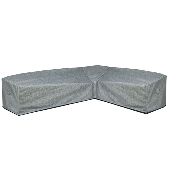Cover for Modular Sofa Right End