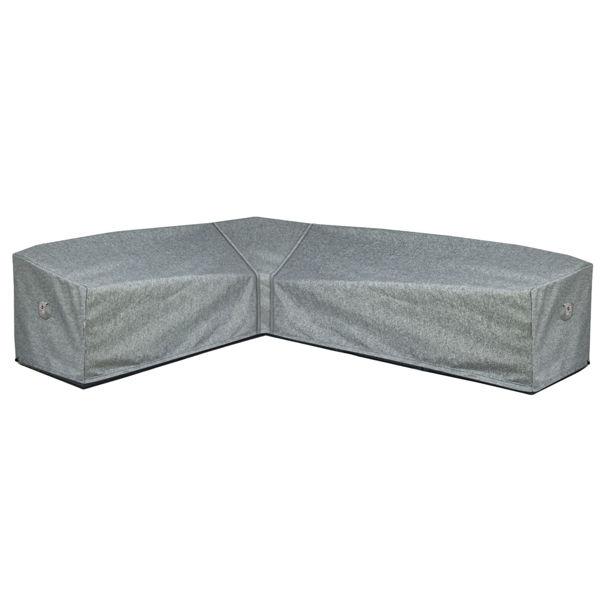 Cover for Modular Sofa Left End