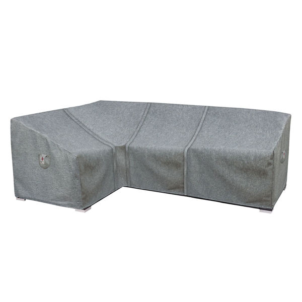 Cover for Modular Armless Sectional Left End