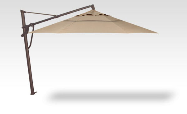 Picture of 13' Cantilever Plus - Bronze Frame, Sand Canopy