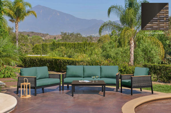 North Cape Marisol Collection, Sofa, Loveseat, Lounge Chair