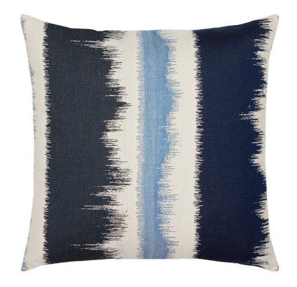 "Elaine Smith Outdoor Pillow - 20""x20"" Midnight Murmur"