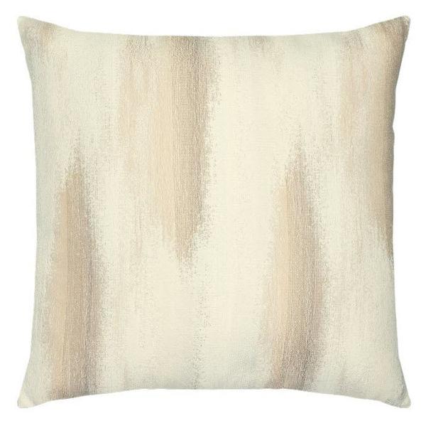 "Elaine Smith Outdoor Pillow - 20""x20"" Painterly Dune"