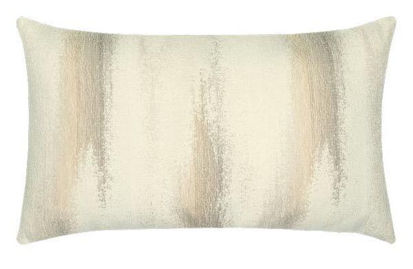 "Elaine Smith Outdoor Pillow - 12""x20"" Painterly Dune"