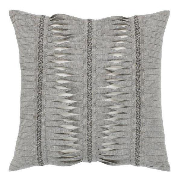 "Elaine Smith Outdoor Pillow - 20""x20"" Gladiator Granite"