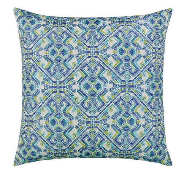 "Elaine Smith Outdoor Pillow - 20""x20"" Delphi"