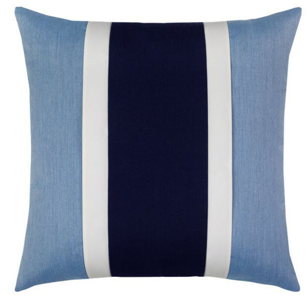 "Elaine Smith Outdoor Pillow - 20""x20"" Nevis"