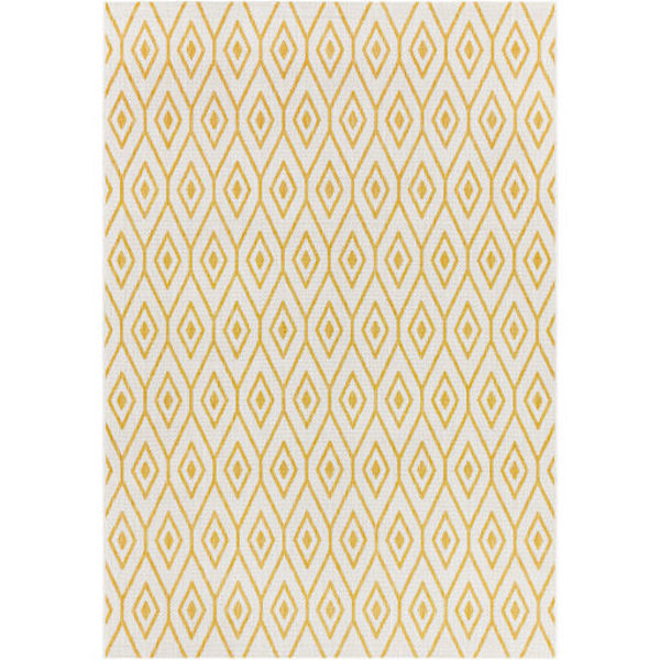 Surya Eagean Cream Saffron Outdoor Rug