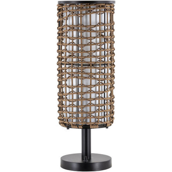 Surya Kio Woven Outdoor Lamp