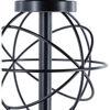 Surya Radium Outdoor Table Lamp Detail Body