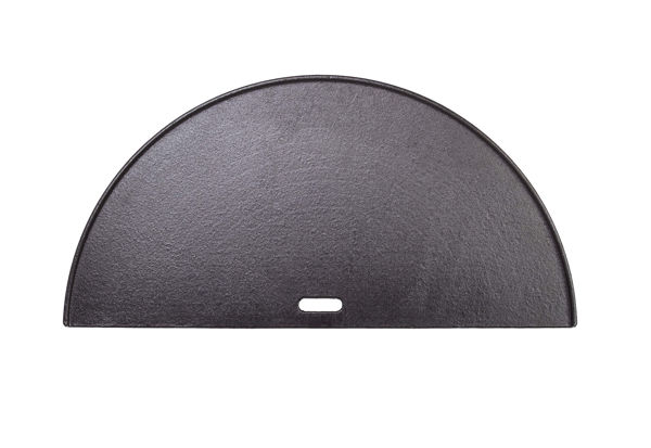 Big Joe Half Moon Reversible Half Griddle