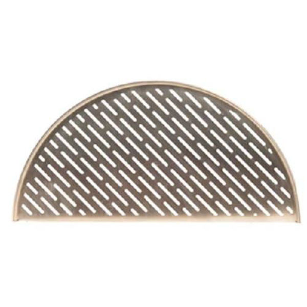 Picture of Half Moon Stainless Steel Cooking Grate