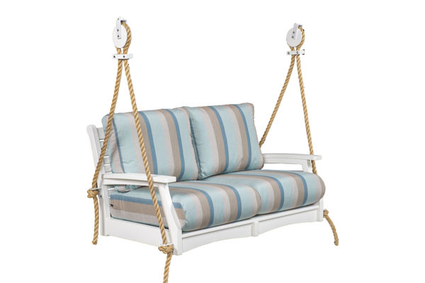 Picture of Classic Terrace Loveseat Swing