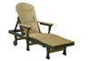 Berlin Gardens Comfo Back Chaise Lounge