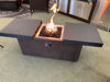 Plank and Hide Functional Gas Fire Pit
