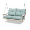 Polywood Vineyard Deep Seating Swing Spa Cushions