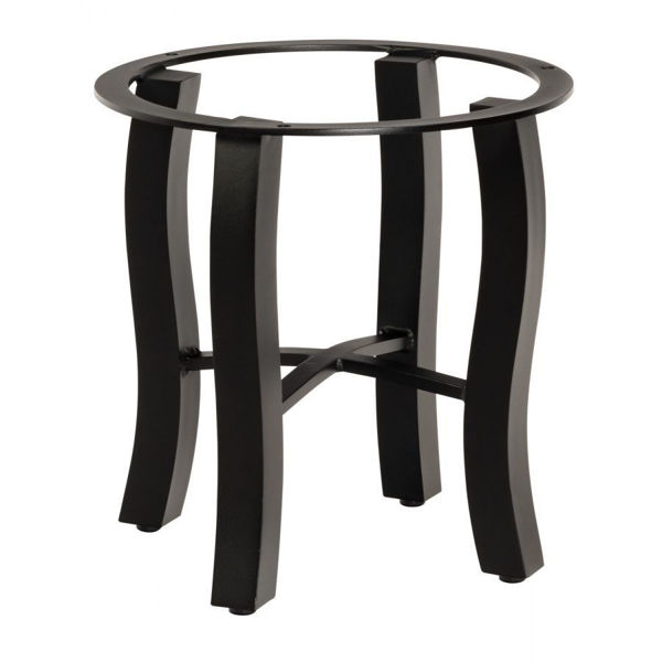 Woodard Carson End Table Base