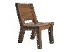 Jensen Outdoor Laguna Armless Side Chair