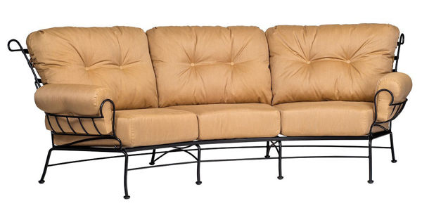 Woodard Terrace Crescent Sofa