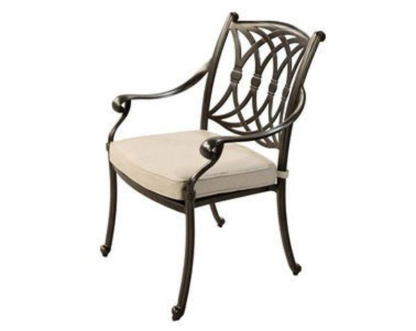 Gathercraft Salem Dining Chair Frame Only