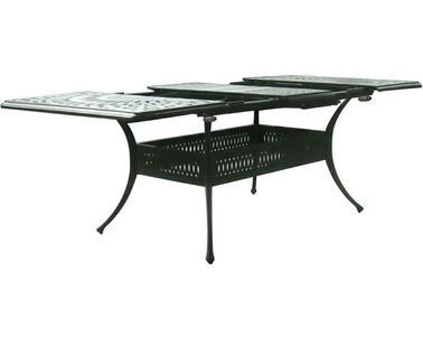 Gathercraft Salem Adjustable Rectangular Table