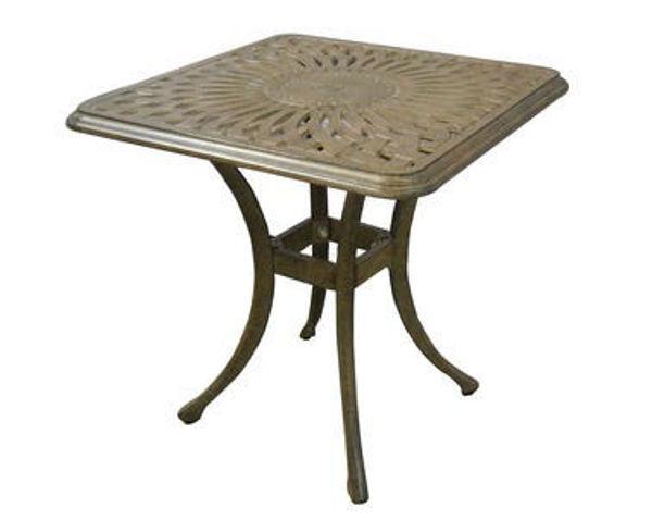 """Gathercraft Salem 22"""" End Table"""
